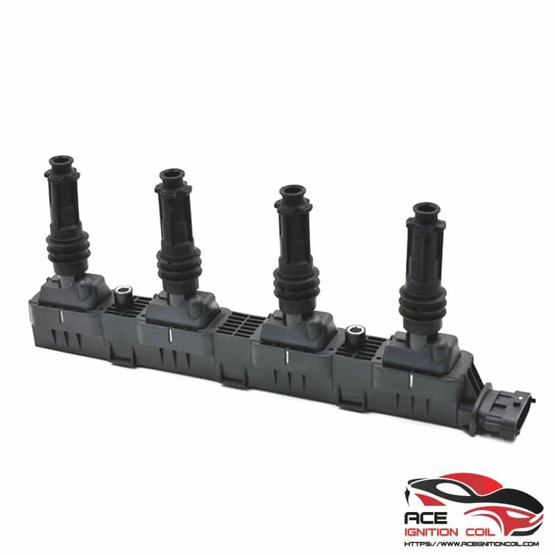 OPEL replacement  ignition coil 1208020 93177212