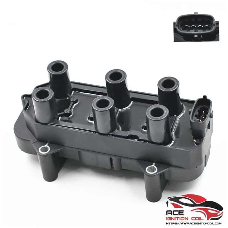 Purchase OPEL replacement  ignition coil 1208075 0221503017