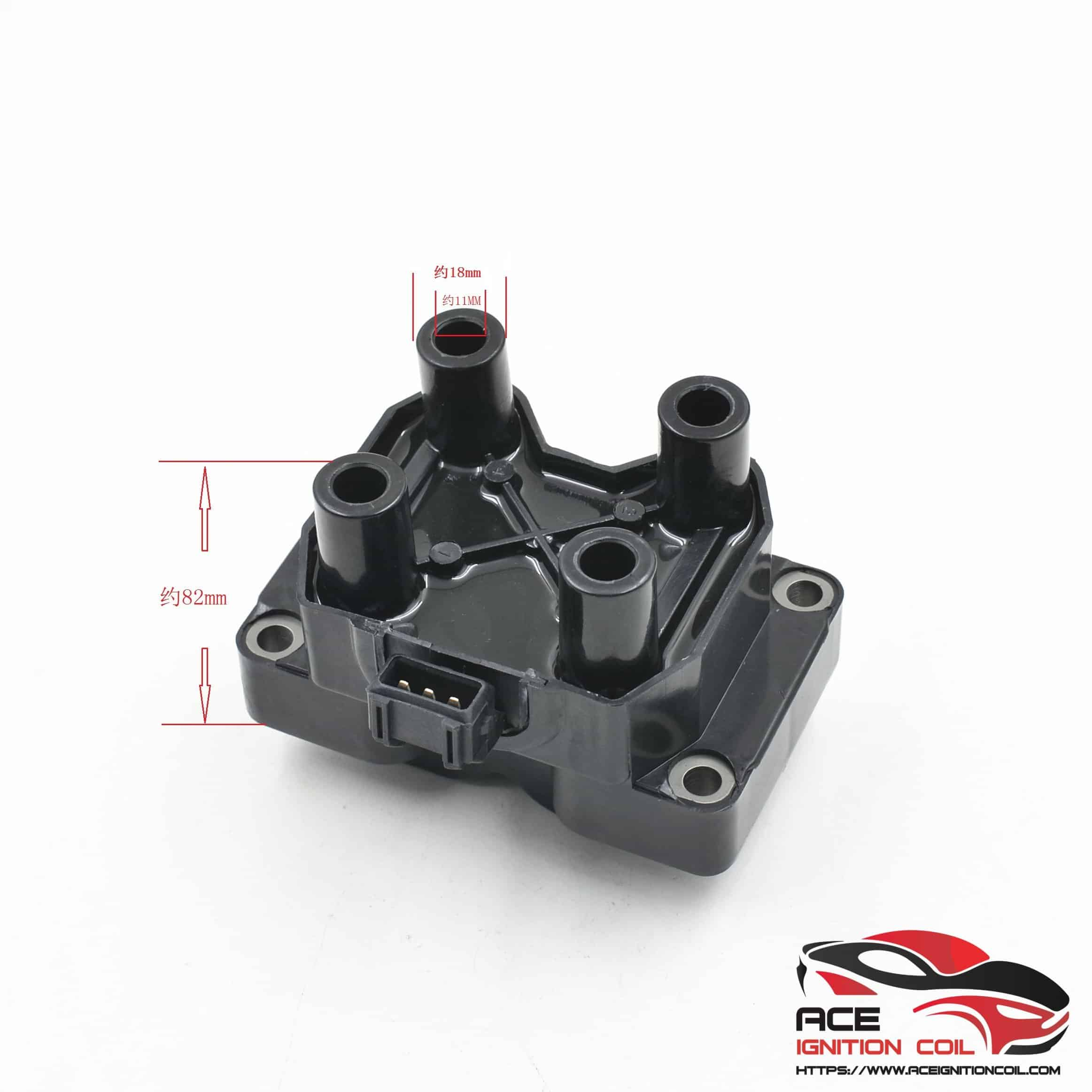 OPEL replacement  ignition coil 1208065