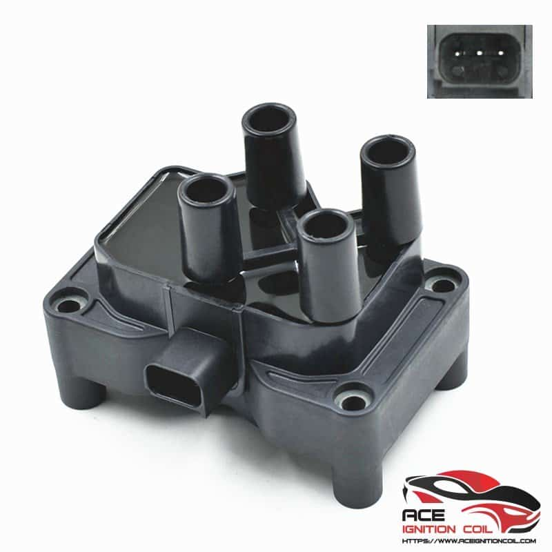 Purchase VOLVO replacement ignition coil 0221503485 4M5G-12029-ZA 30731416